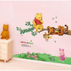 Winnie the Pooh Wall Sticker