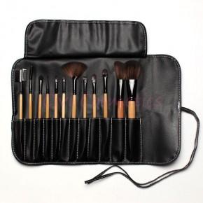 Professional Face Makeup Brush Set (12 pcs)