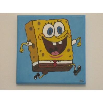 Bob Spongebob Painting