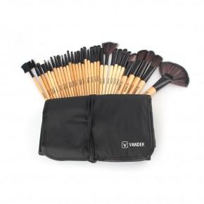 Professional Face Makeup Brush Set (32 pcs)