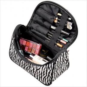 Zebra Stripe Beauty Case