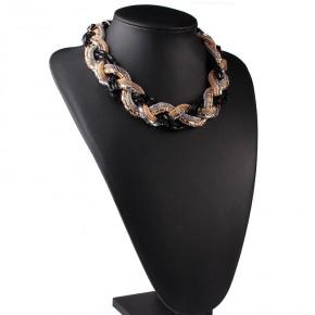 Multi-layer Twist Necklace